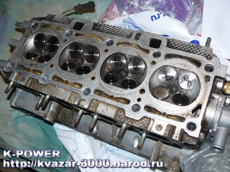 Ваз 2114 капитальный ремонт двигателя своими руками 16