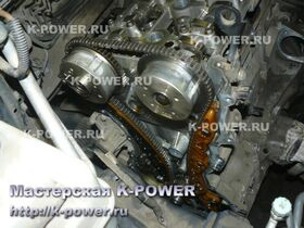 Ремонт двигателя g4kd своими руками 47