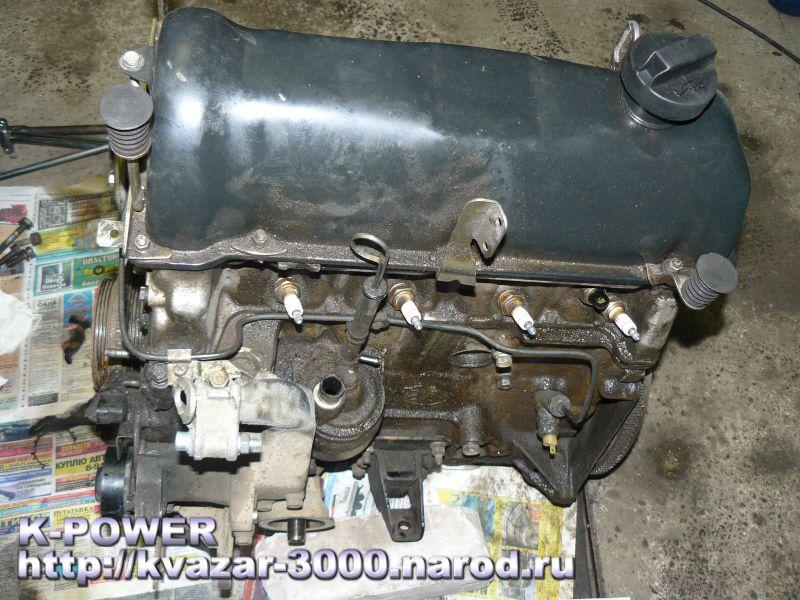 Как увеличить мощность нивы Двигатель ВАЗ 2108: как обновить его 57