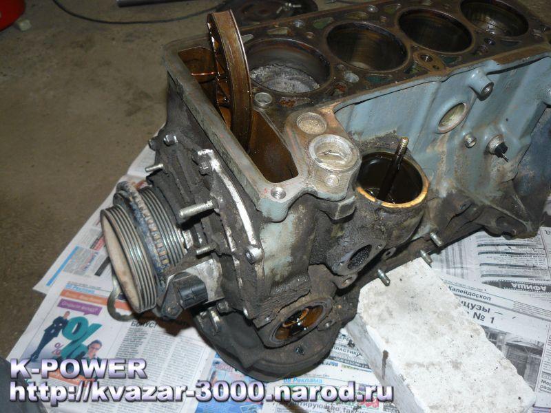 Ремонт двигателя нивы 21213 своими руками 73