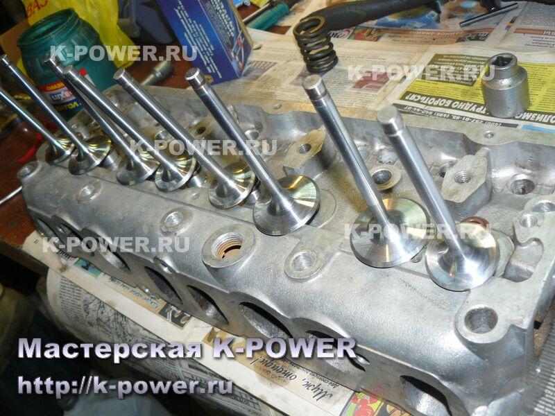 Ремонт двигателя газ 402